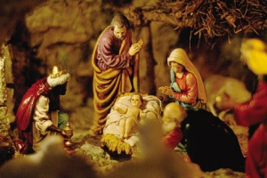 クリスマス クリブ